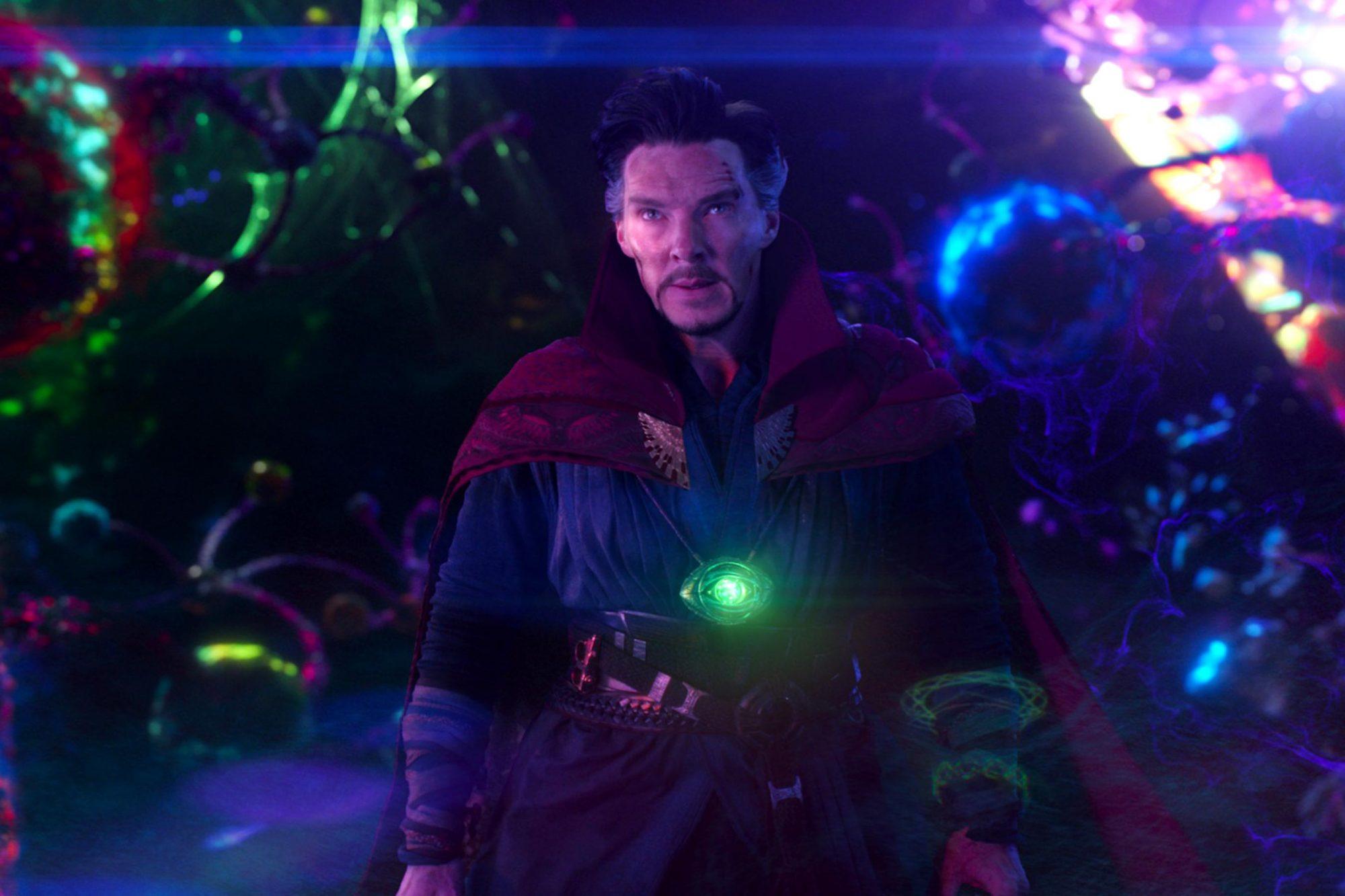 Marvel's DOCTOR STRANGE (2016)Benedict Cumberbatch CR: Marvel