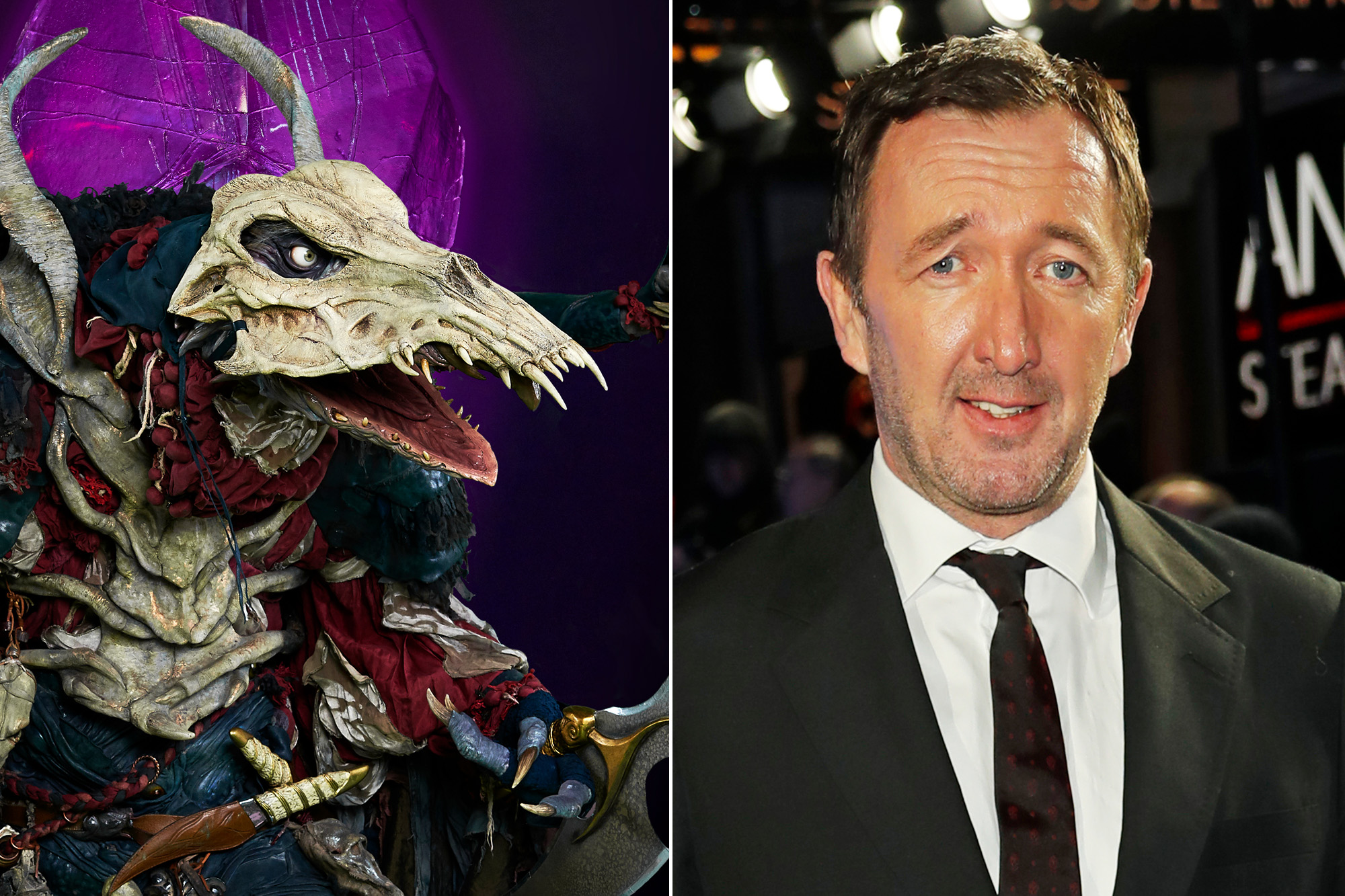 Ralph Ineson as The Hunter