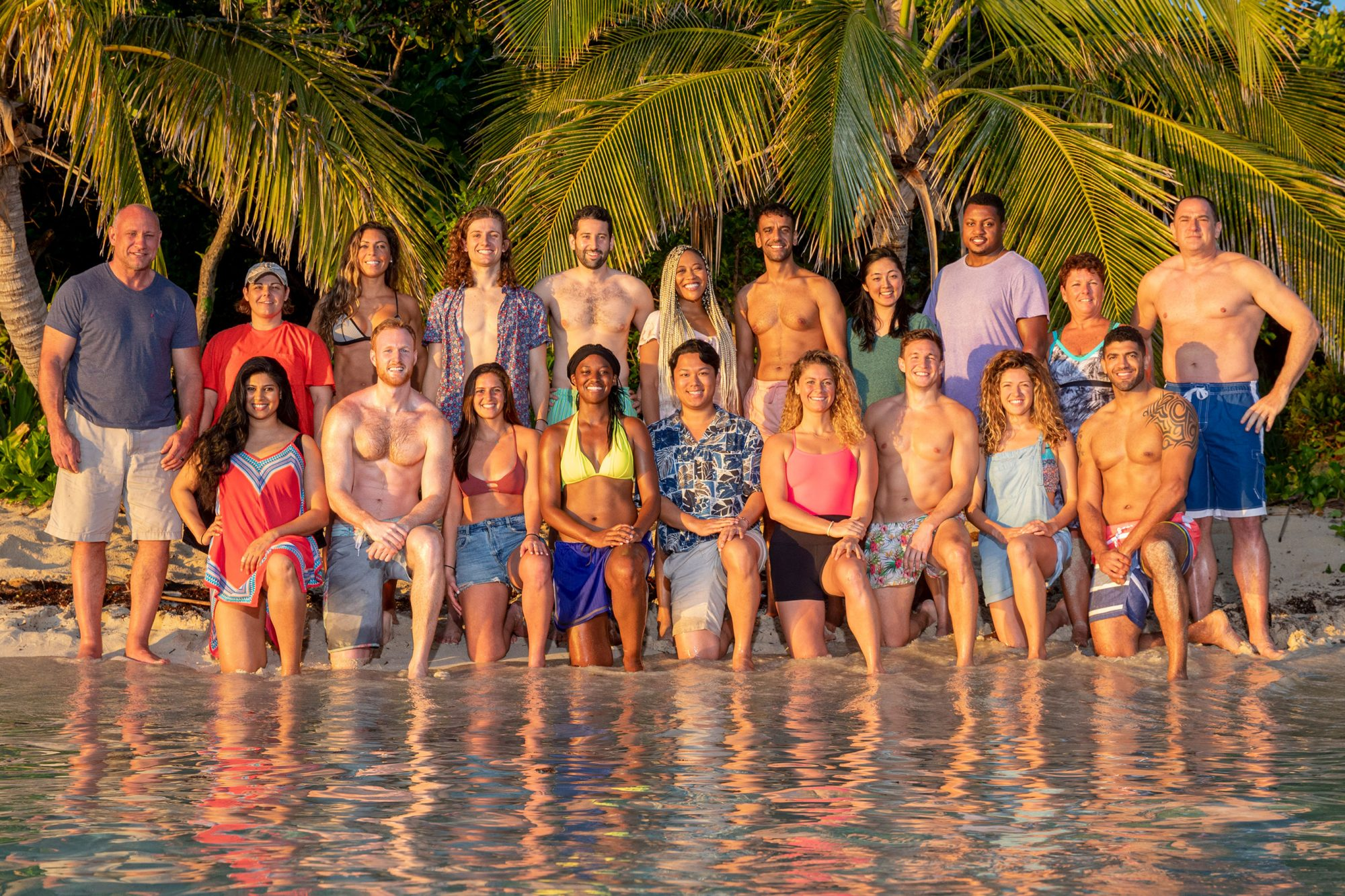 The full cast of Survivor: Island of the Idols