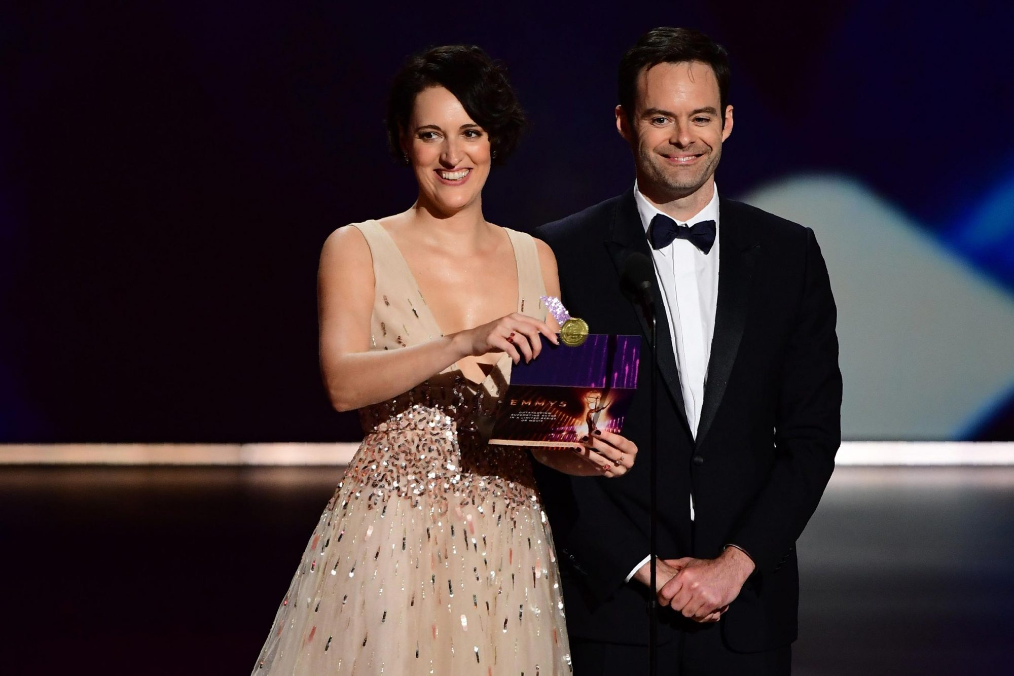 Bill Hader Phoebe Waller-Bridge