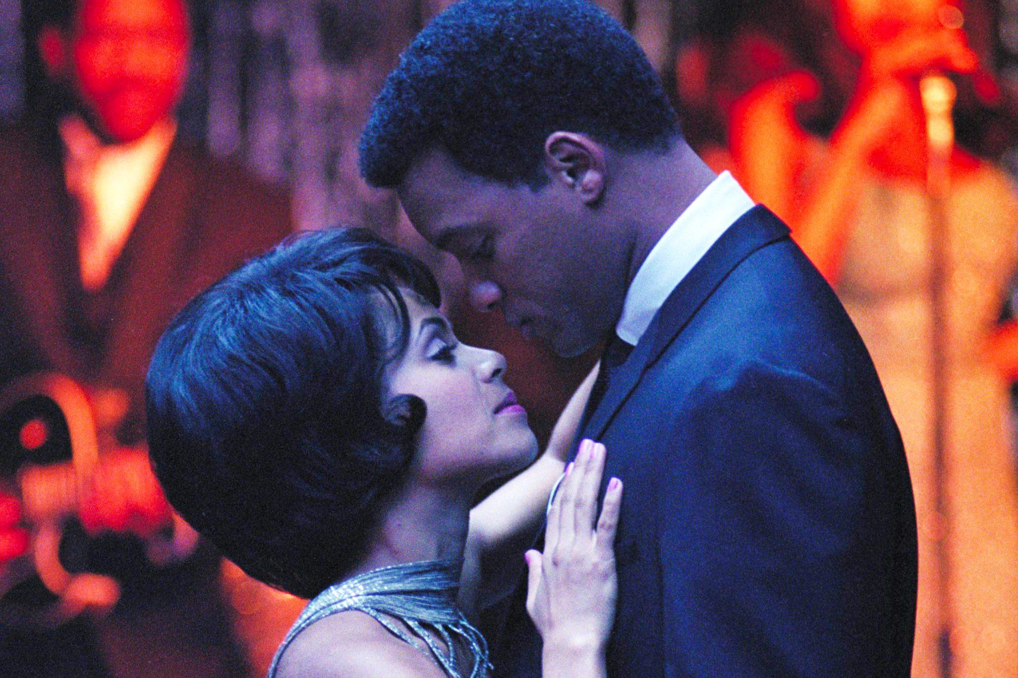 Ali (2001)Jada Pinkett Smith and Will Smith
