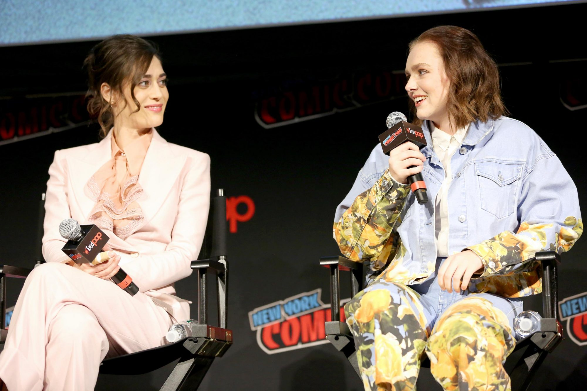Hulu Presents Castle Rock Screening + Panel At New York Comic Con