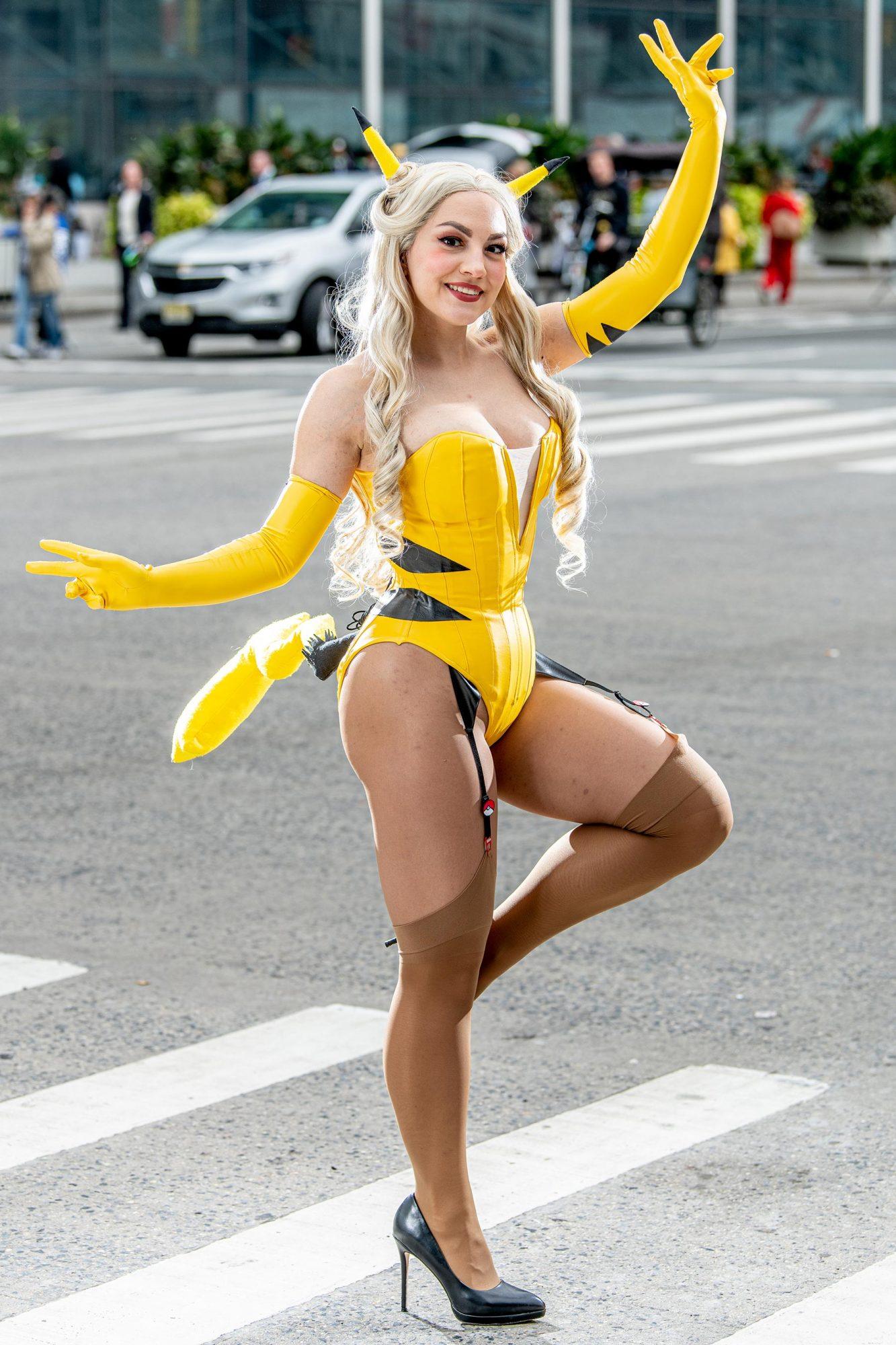 New York Comic Con - Day 4
