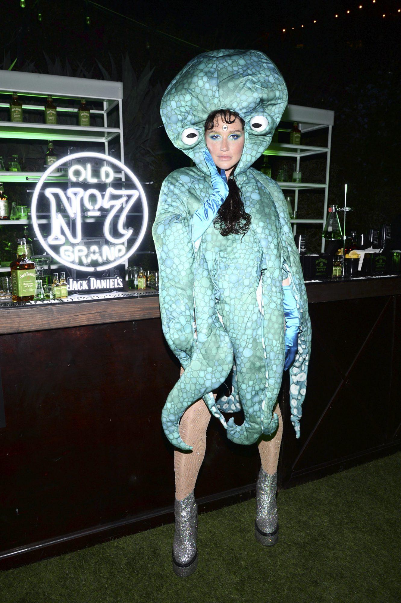 "Jack Daniel's Tennessee Apple ""Raising Hell, Raising Spirits"" Event Hosted By Kesha"