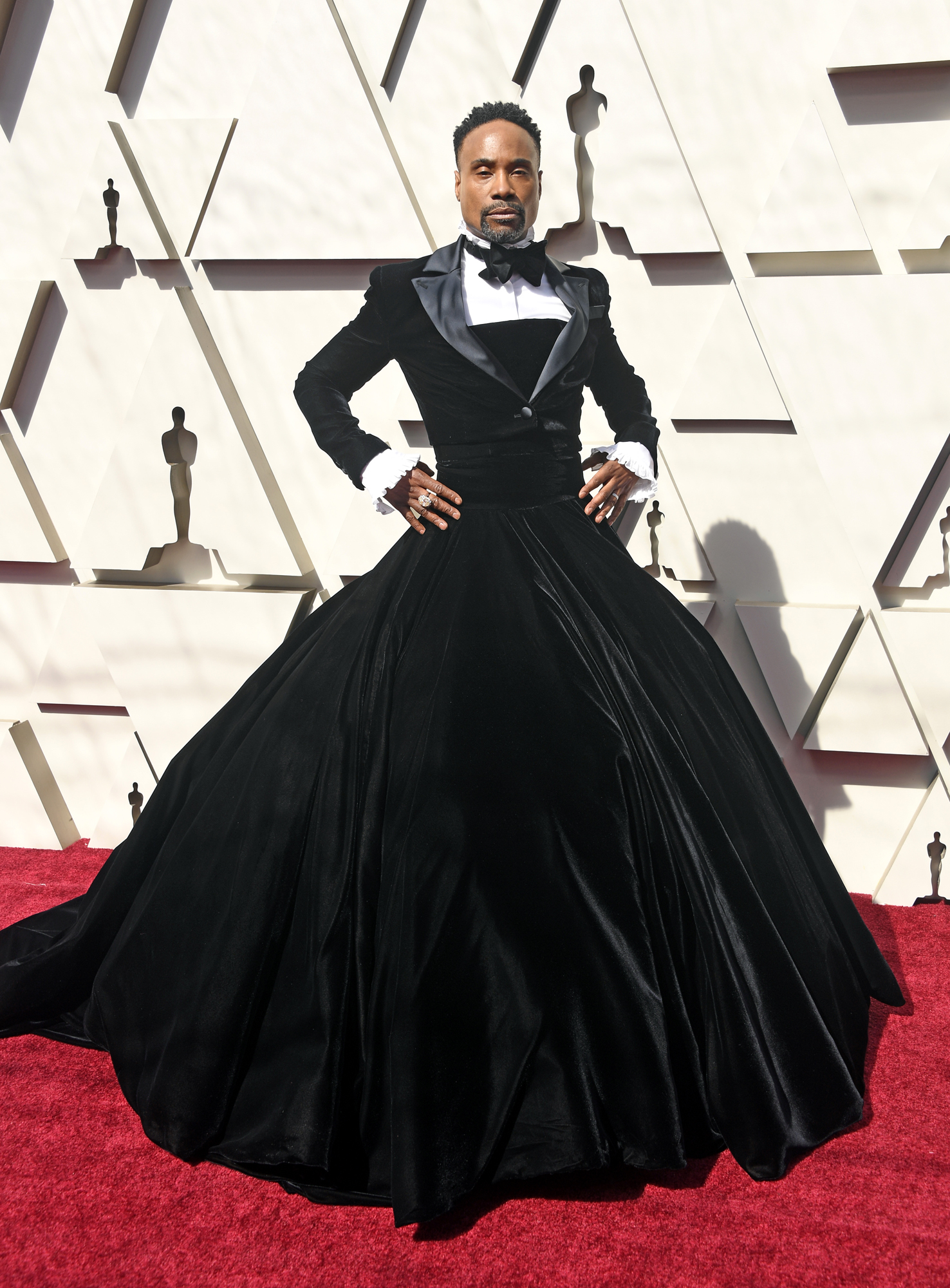 Billy Porter at the Oscars, 2019