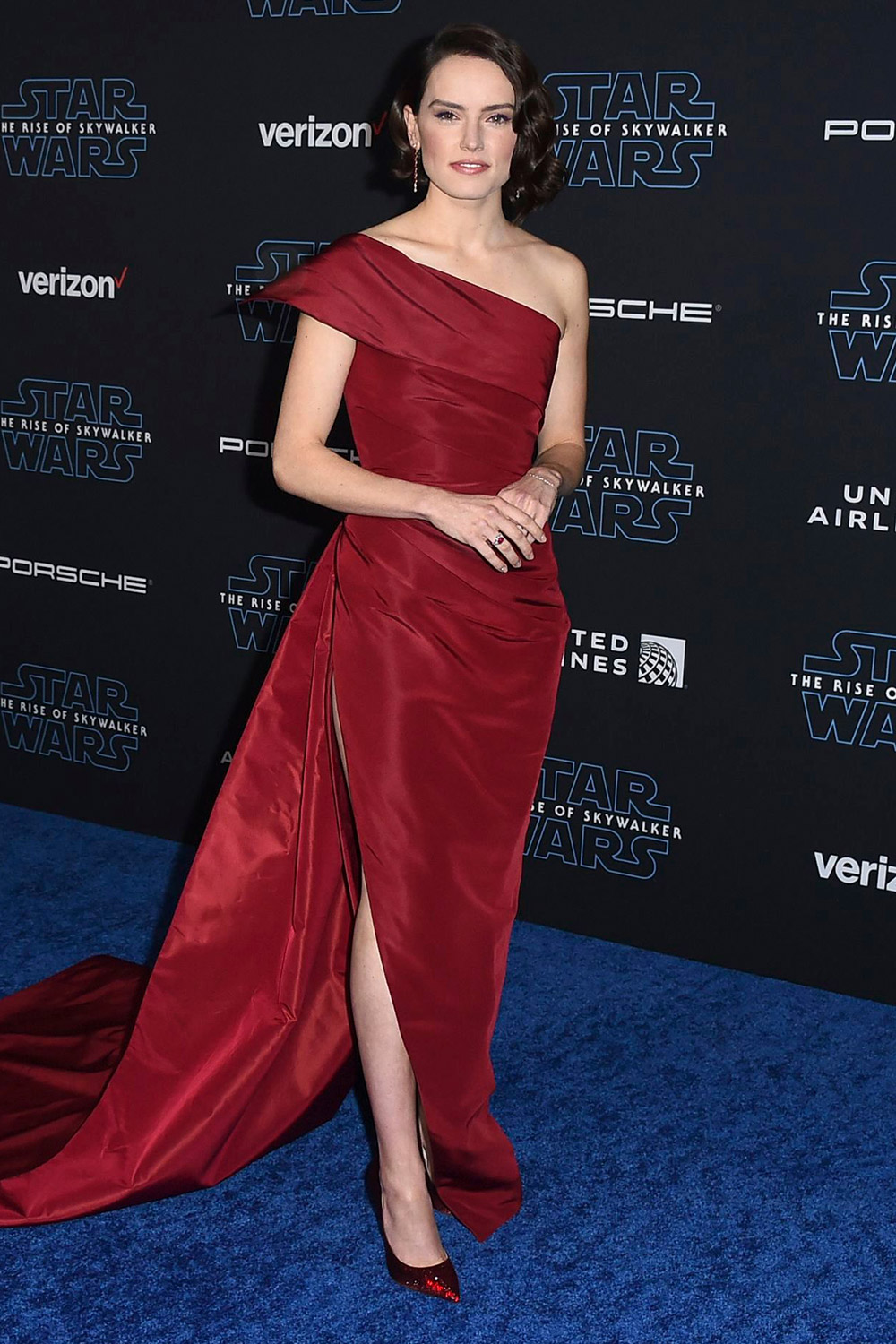 """World Premiere of """"Star Wars: The Rise of Skywalker"""" - Arrivals, Los Angeles, USA - 16 Dec 2019"""