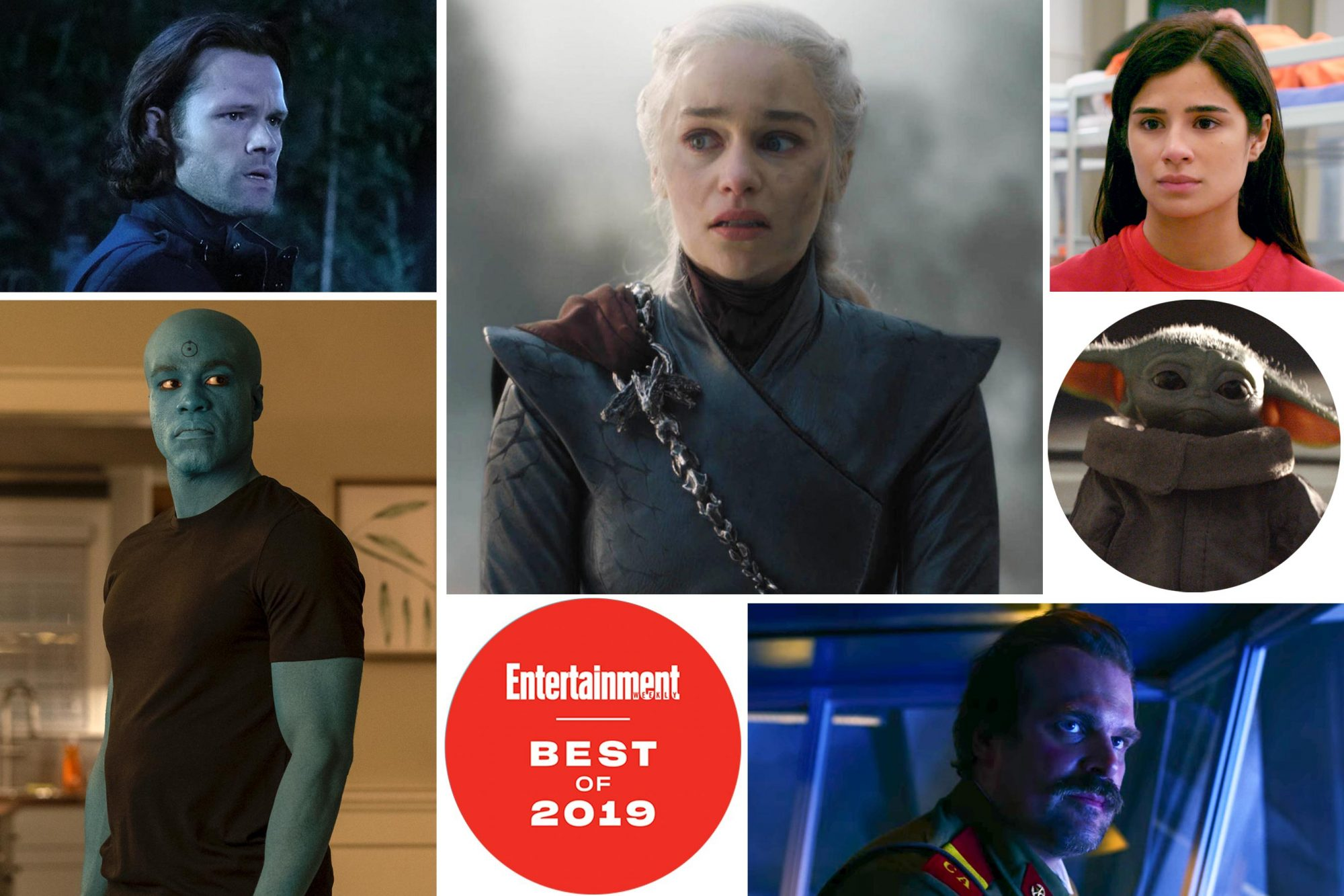 The 30 most shocking TV moments of 2019