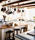 19th-Century Modern | A Kitchen with 19th-Century Style