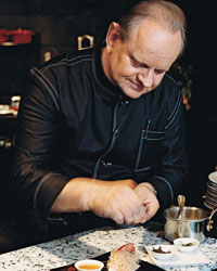 Joël Robuchon Headlines in Las Vegas