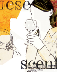 Understanding Wine: Scent and Sensibility