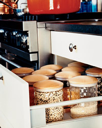 Kitchen Design: East-West Kitchen Design