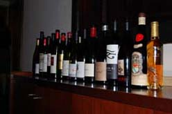 Red Wine Lineup