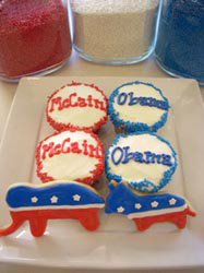 SusieCakes election sweets