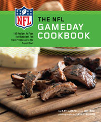 The NFL Gameday Cookbook