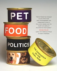 Marion Nestle's Pet Food Politics