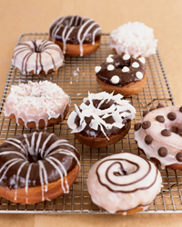 Hanukkah Doughnut Party