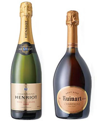 Best Rosé Champagnes and Sparkling Wines