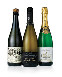 New Sparkling Wines from Italy to Austria