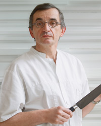Michel Bras, KAI knife