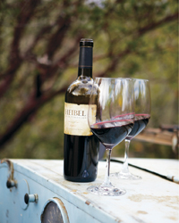Wine from Heibel Ranch Vineyards