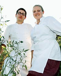 Chef-Farmers' Topo Tips