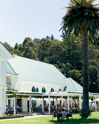New Zealand Wines: Mission Estate