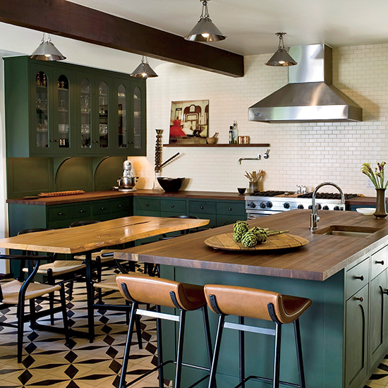 Kitchen Style: Flooring