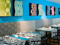 Cucina Missoni at the Hotel Missoni Edinburgh