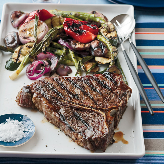 Epic Grilled Steaks