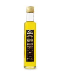 Miguel & Valentino's olive oil.