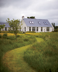 An Irish Country Dinner with Ceramicist Peter Ting