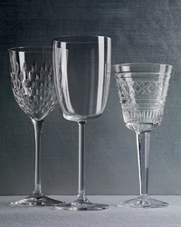 Dishwasher-Safe Wine Glasses