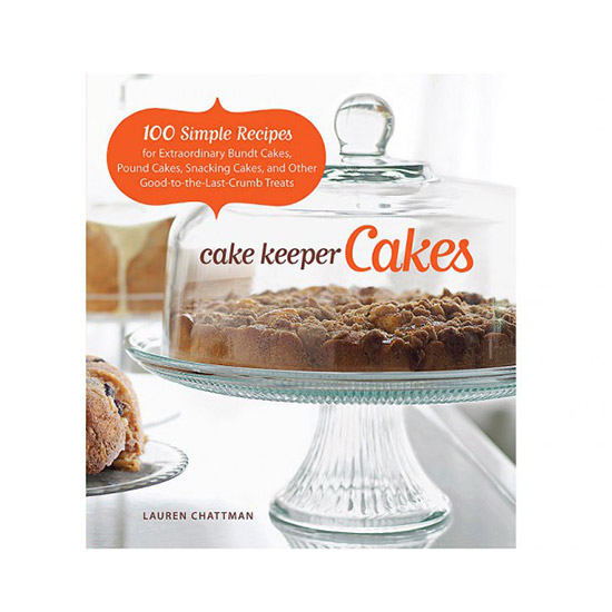 Cake Keeper Cakes by Laura Chattman.