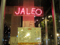 Dinner at Jaleo