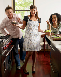 Gail Simmons Rescues Top Chef Dishes
