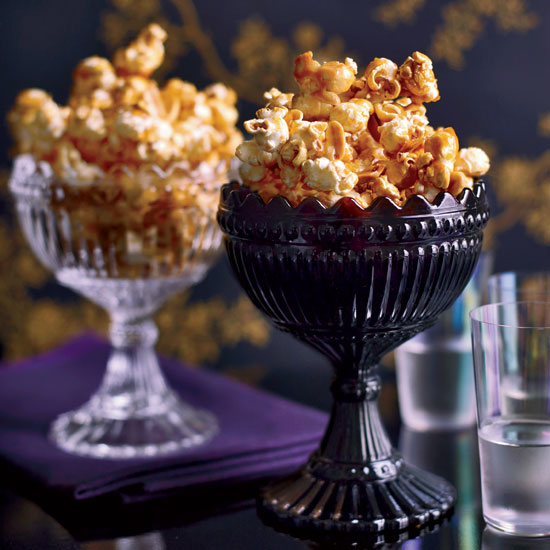 Day 24: Tequila-Spike Caramel Corn