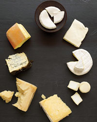 F&W's Cheese Guide