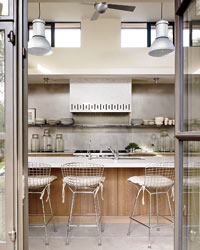 Erin Martin's Tips for an Airy, Modern Kitchen