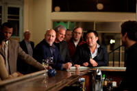 Tom Colicchio, Eric Ripert, Wylie Dufresne, David Chang, Patois, Treme