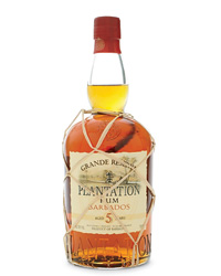 Plantation rum grande reserve barbados 5-year-old.