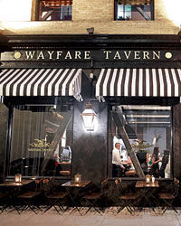 The Wayfare Tavern in San Francisco