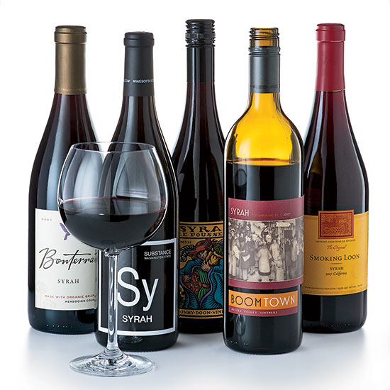 Syrah Bargain Wines
