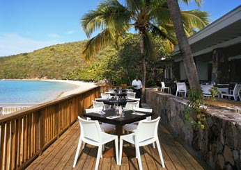 Farm to Table Hotels: Little Dix Bay