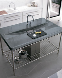 Holiday Kitchen Gifts: Kohler Prep Island