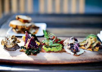 Best Restaurant Dishes of 2010: Vegan Charcuterie