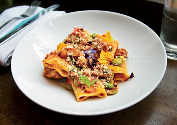 Best Restaurant Dishes of 2010: Pasta with Lamb Ragù