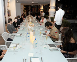 miami preview dinner