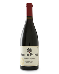 Keller Estate La Cruz Vineyard Pinot Noir