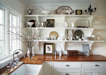 Food Blogger Kitchen Design Ideas: A Country Farmhouse