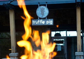5 Best New Ski Resort Restaurants: Truffle Pig